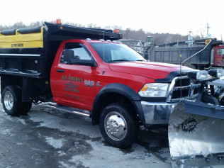 Contact us for snow plowing and snow removal services in Ellsworth, ME